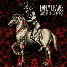 Early Graves ‎– Red Horse Vinyl LP No Sleep Records ‎2012 NEW/SEALED