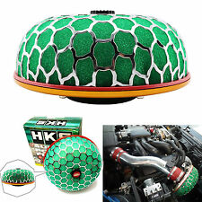Universal Car Parts 3'' 80mm Super Power Air Filter Flow Intake Reloaded Cleaner