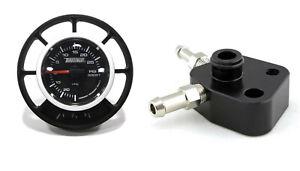 VUDU Vent Pod Kit Ford Fiesta ST180 Turbosmart Boost Gauge Reference Adapter
