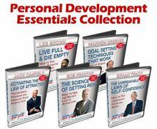 Personal Development DVD Training Collection - Expert Self-Improvement Coaching