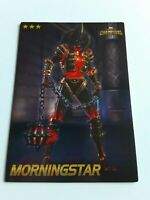 Uncommon Morningstar Card# 49/75 Marvel Contest Of Champions, Non-Foil Vers Mint