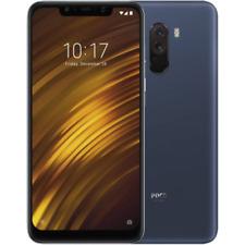 Xiaomi Pocophone F1 6/64GB LTE Dual-SIM blue Android 8.1 Smartphone EU
