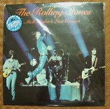 """ROLLING STONES """"MICK TAYLOR'S LAST CONCERT"""" 2LP COLOURED VINYL BERLIN OCT 1973"""