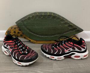 Nike Air Max Plus 'Hot Lava' - 852630 034 - Size: Men's 8.5 - Sneakers