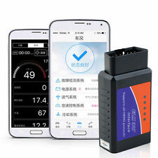 OBD2 II ELM327 V2.1 Auto MINI Bluetooth Diagnostic Scanner Tool for Car Hot WA