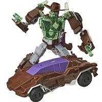 Transformers Cyberverse S3 Bumblebee Adventure Battle Call Trooper Wildwheel