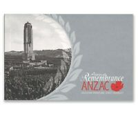 New Zealand 2010 Mini Sheet Booklet ANZAC Stories of Remembrance Part III MUH