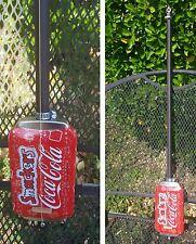 Coca Cola Diddley Bow Cigar Box Guitar tin didley FREE SHIPPING!! Smackers Coke