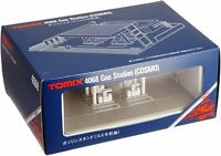 Japanese Gas Station (COSMO) TOMIX 4068 1/150 N scale by Tomytec