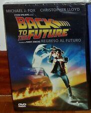 Pelicula DVD regreso al futuro precintada