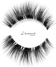 L'amore Lashes Premium Mink 13mm Lashes with Invisible Band - VALENTINA