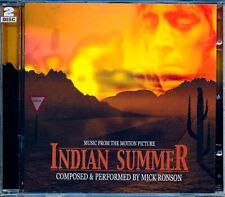 SEALED NEW CD Various - Indian Summer Motion Picture Soundtrack