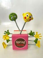 """RARE and SCARCE Ohio Art """"SPRING TWINS"""" Vintage Toy # find another REALLY NICE !"""