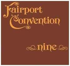 *NEW* CD Album Fairport Convention - Nine (Mini LP Style Card Case)