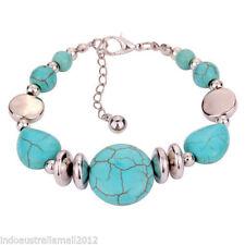 Turquoise Acrylic Fashion Bracelets