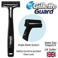 Gillette Genuine Guard Classic Razor handle - 1 Pre-loaded Cartridge
