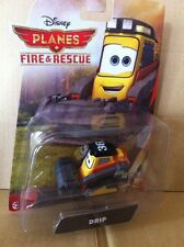 """DISNEY PLANES DIECAST -""""Drip""""  New From Planes 2 Fire & Rescue -Combined Postage"""