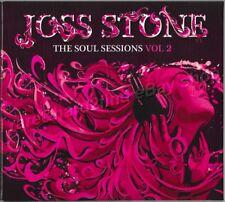 Joss Stone THE SOUL SESSIONS VOL 2 CD Album Autograph Signed