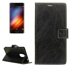 CUSTODIA FINTA PELLE FLIP COVER LEATHER  PER SMARTPHONE DOOGEE Shoot 1 DGE-12