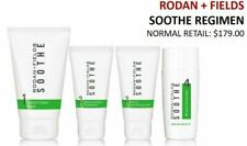 Rodan + Fields SOOTHE 4 PC Regimen for Sentative Skin, New and Sealed Exp 10/21
