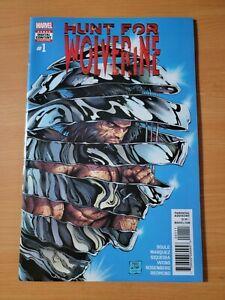 Hunt For Wolverine #1 ~ NEAR MINT NM ~ 2018 Marvel Comics
