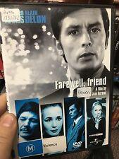 Farewell, Friend ex-rental region 4 DVD (1968 Charles Bronson action movie) RARE