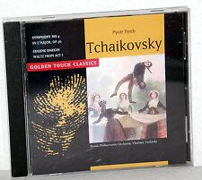 CD Tchaikovsky-Symphony No. 4/Eugene Onegin