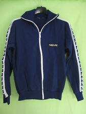 Veste NABHOLZ Bleu Swiss Made jacket Femme vintage sport Tracksuit - 38