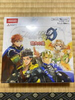 "TCG Fire Emblem 0 Cipher Card Game Booster Pack B21 ""Fire Storm"" BOX in 16 pack"