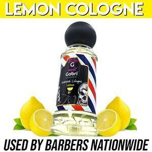 💈🍋 Gabri Professional Barber Cologne Spray Lemon 250ml Limon Turkish Kolonya