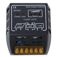 Regolatore 12V / 24V 20A pannello solare Regolatore di carica H4N4 Q1X4