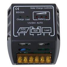 Regolatore 12V / 24V 20A pannello solare Regolatore di carica H4N4
