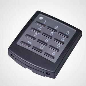 Novoferm Tormatic Funkcodetaster Digicode 433 MHZ auch für T100 Edelstahl