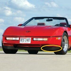 C4 Corvette Left Driver Side Front Spoiler Section Fits 84-90 Corvettes Z51