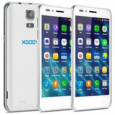 "XGODY 4.5"" Unlocked Smartphone Android 5.1 Quad Core 2SIM 3G WIFI GPS Cell Phone"