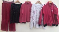 Girls Bundle Clothes 7-8 Adidas M&Co George <D5321