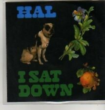 (AZ465) Hal, I Sat Down - DJ CD