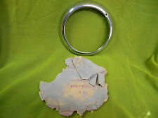 NOS Headlight Retainer Ring Ford F3 Custom Deluxe 48 49 50 51 52 Anglia Pickup
