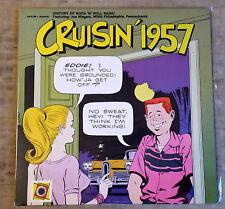Various – Cruisin' 1957 Featuring Joe Niagara, WIBG, Philadelphia  - - LP