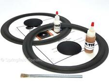 Complete 2 JBL 128H1 Speaker Foam Repair Kit- 4412, 120Ti, 4412A- 2JBL128H1-comp