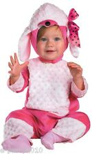 PINK POODLE INFANT HALLOWEEN COSTUME SET (2pc) ~ Party Supplies Dress Up Girl