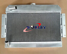 3 ROW 56MM ALUMINUM ALLOY RADIATOR FOR MGB GT/ROADSTER TOP-FILL 1968-1975