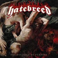 HATEBREED THE DIVINITY OF PURPOSE CD  NUOVO SIGILLATO !!
