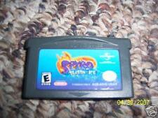 Spyro the Dragon: Season of Ice (Game Boy Advance) GBA