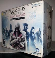 ASSASSIN'S CREED BROTHERHOOD CODEX EDITION PS3 nuovo sigillato EDIZIONE ITALIANA