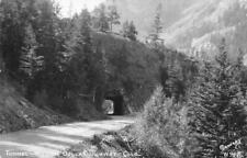 RPPC Tunnel - Million Dollar Highway, Colorado Sanborn 1947 Vintage Postcard