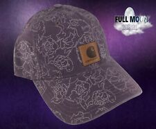 New Carhartt Odessa Floral Printed Vintage Violet Womens Cap Hat