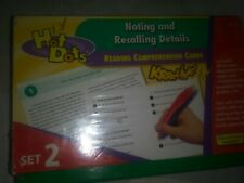 Lot 3 Flashcards Hot Dots Reading Comprehension Noting and Recalling Details