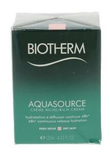 Biotherm Aquasource Reichhaltige Creme 125ml