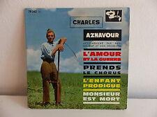 CHARLES AZNAVOUR PAUL MAURIAT L amour et la guerre 70342